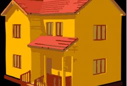 Дом из бруса №20